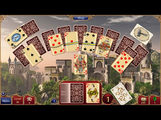 Jewel Match Solitaire large screenshot