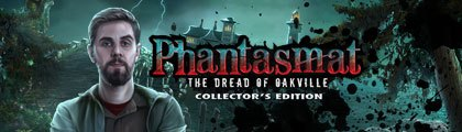 Phantasmat: The Dread of Oakville Collector's Edition screenshot