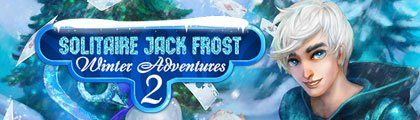 Solitaire Jack Frost Winter Adventures 2 screenshot