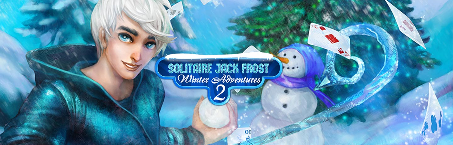 Solitaire Jack Frost Winter Adventures 2