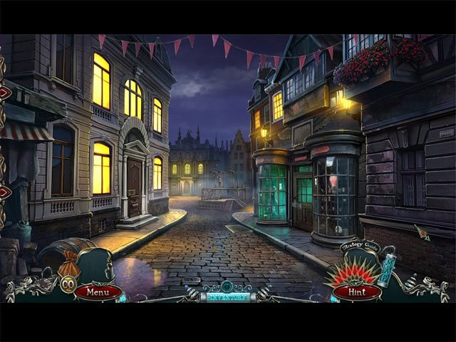 Grim Facade: Hidden Sins Collector's Edition large screenshot