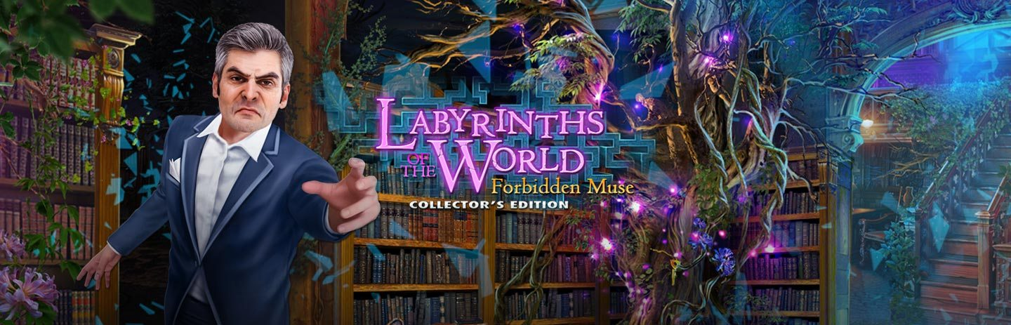 Labyrinths of the World: Forbidden Muse CE