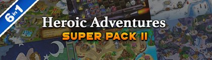 Heroic Adventures Super Pack II screenshot