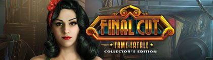 Final Cut: Fame Fatale Collector's Edition screenshot