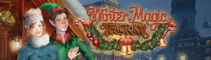 Winter Magic Factory screenshot