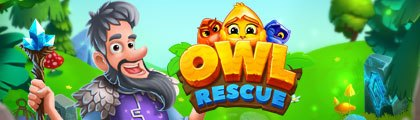 Owl Rescue screenshot
