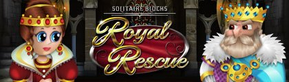 Solitaire Blocks: Royal Rescue screenshot