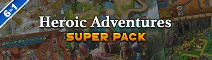 Heroic Adventures Super Pack screenshot