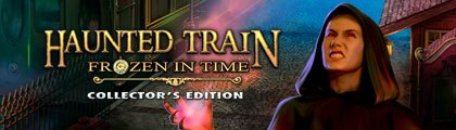 Haunted Train: Frozen in Time CE screenshot