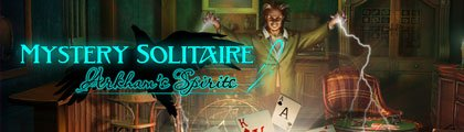 Mystery Solitaire: Arkham's Spirits screenshot