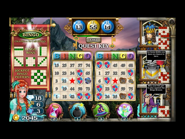 Bingo Battle: Conquest of Seven Kingdoms large screenshot