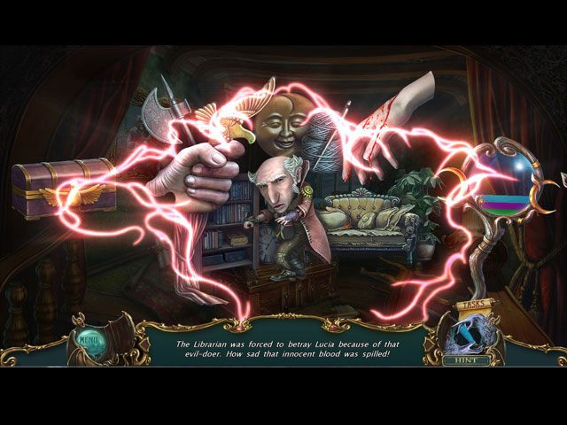 Haunted Legends: The Dark Wishes large screenshot