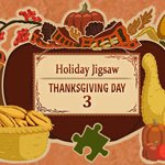 Holiday Jigsaw Thanksgiving Day 3