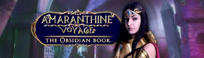 Amaranthine Voyage: The Obsidian Book screenshot