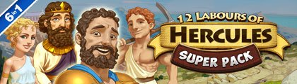 Game 12 Labours of Hercules Super Pack screenshot