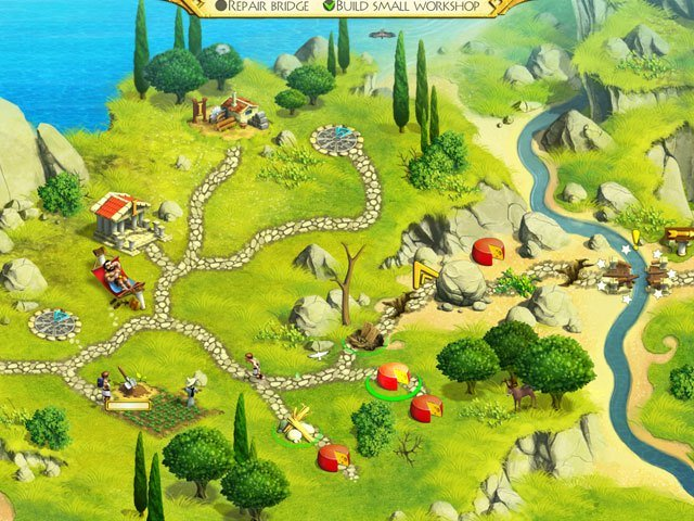 Game 12 Labours of Hercules Super Pack large screenshot