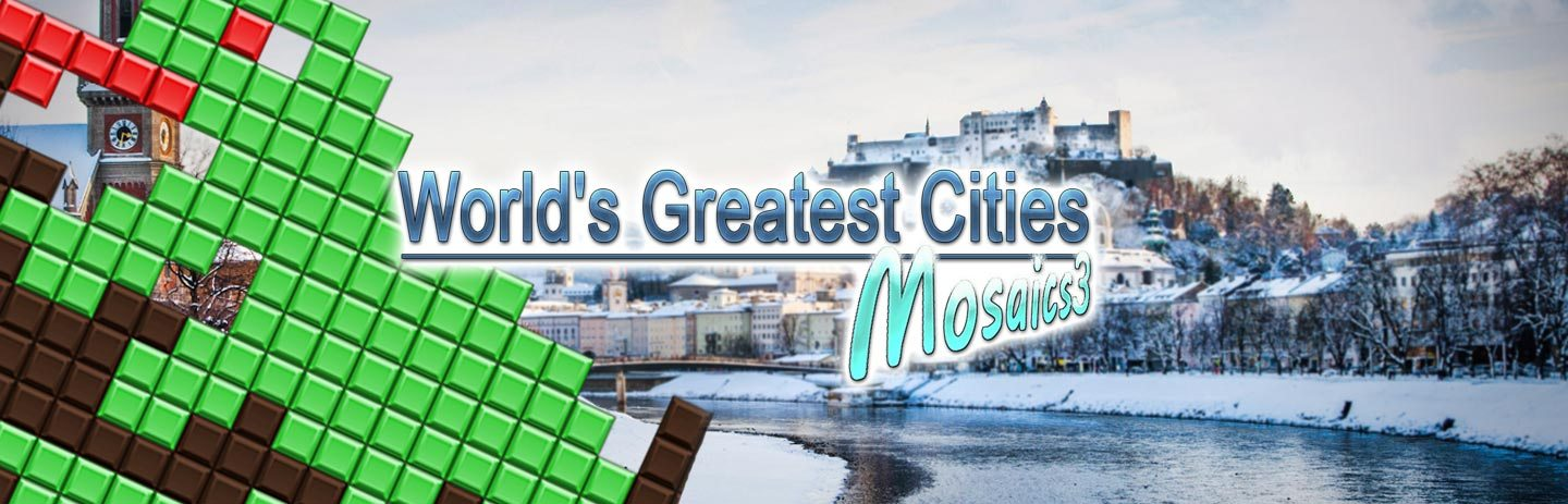 World's Greatest Cities Mosaics 3