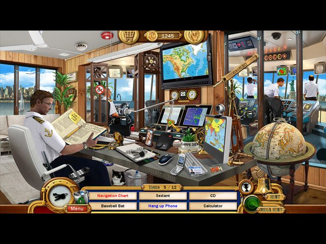 Vacation Adventures: Cruise Director 4 large screenshot