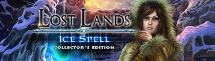 Lost Lands: Ice Spell Collector's Edition screenshot
