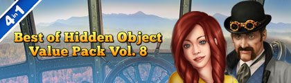 Best of Hidden Object Value Pack Vol. 8 screenshot