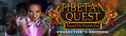 Tibetan Quest: Beyond The World's End CE screenshot