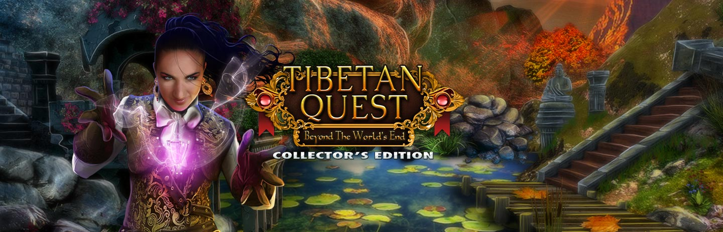 Tibetan Quest: Beyond The World's End CE