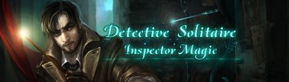 Detective Solitaire - Inspector Magic screenshot