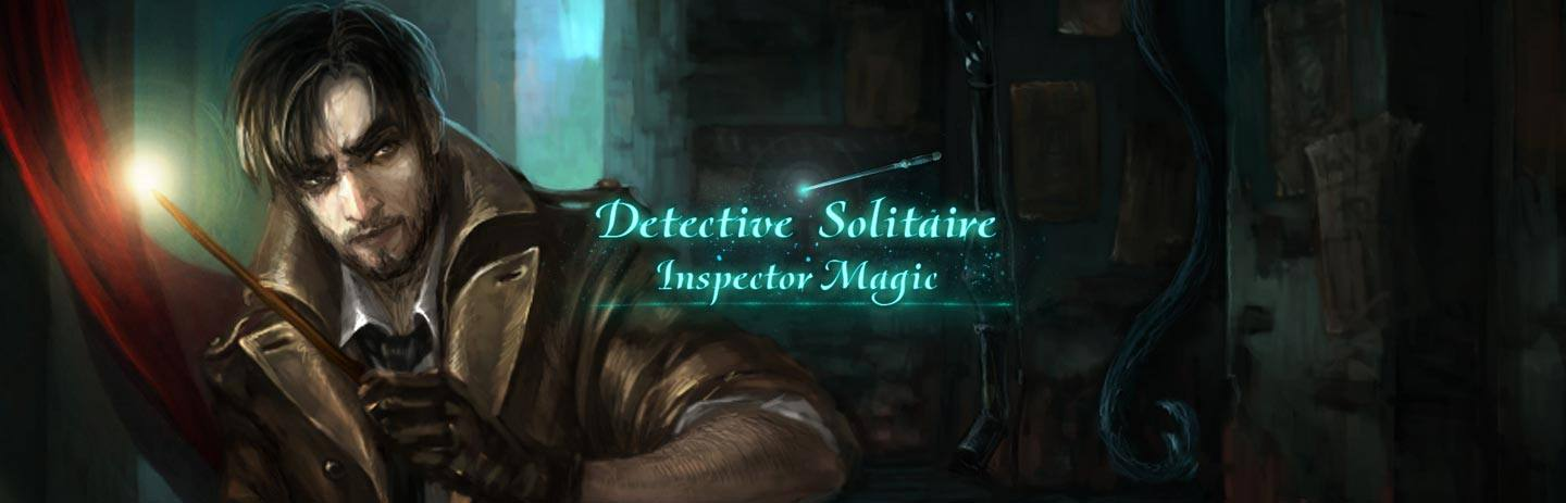 Detective Solitaire - Inspector Magic