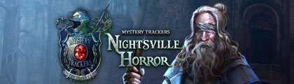 Mystery Trackers: Nightsville Horror screenshot