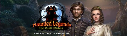 Haunted Legends: The Dark Wishes Collector's Edition screenshot