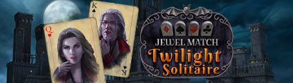 Jewel Match Twilight Solitaire screenshot