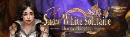 Snow White Solitaire - Charmed Kingdom screenshot