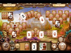 Snow White Solitaire - Charmed Kingdom thumb 1