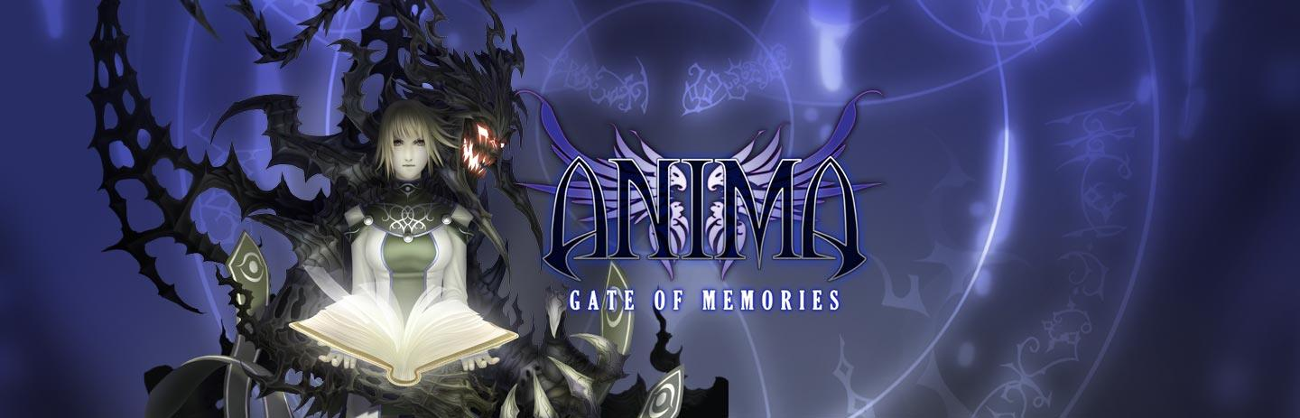 Anima - Gate of Memories