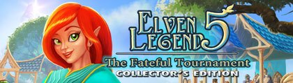 Elven Legend 5: The Fateful Tournament CE screenshot