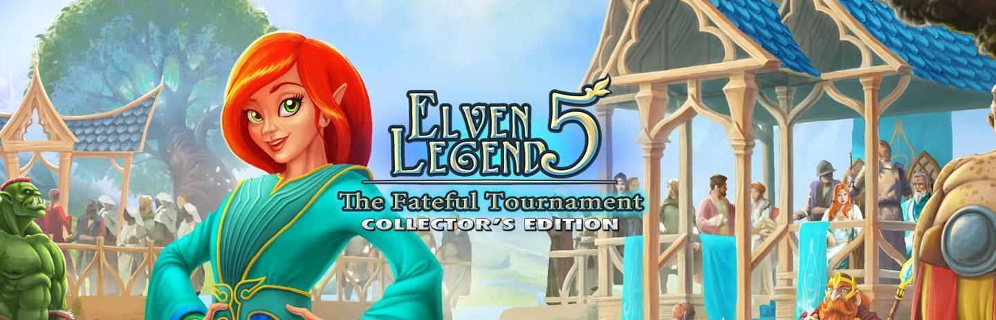 Elven Legend 5: The Fateful Tournament CE