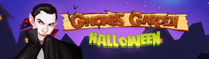 Gnomes Garden - Halloween screenshot