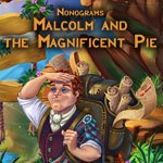 Nonograms: Malcolm and the Magnificent Pie
