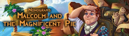 Nonograms: Malcolm and the Magnificent Pie screenshot
