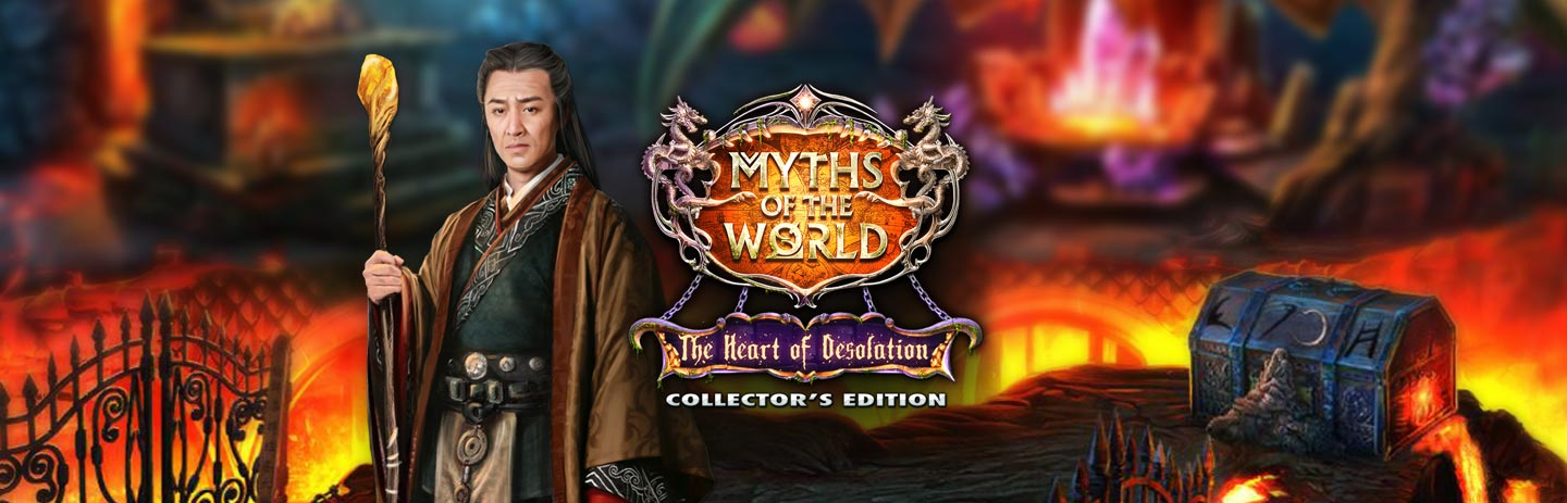 Myths of the World: The Heart of Desolation CE