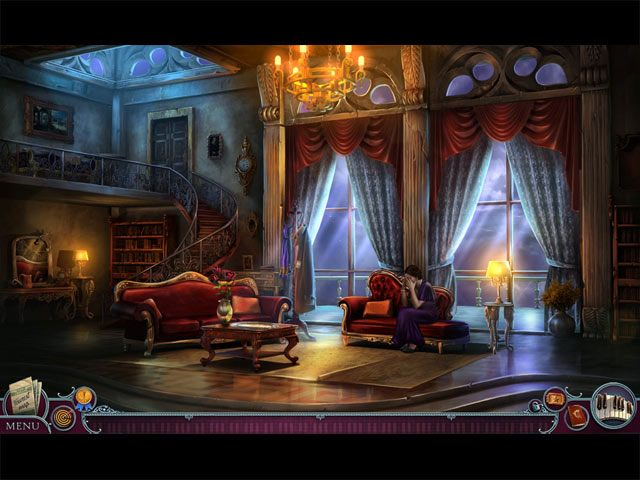 Cadenza: The Kiss of Death Collector's Edition large screenshot