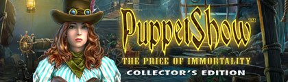 PuppetShow: The Price of Immortality Collector's Edition screenshot