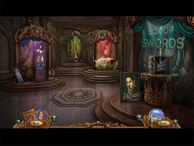 Small Town Terrors: Galdor's Bluff Collector's Edition large screenshot