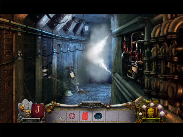 Nightfall Mysteries: Haunted by the Past Collector's Edition large screenshot