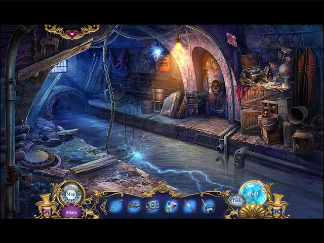 Dangerous Games - Illusionist Collector's Edition large screenshot