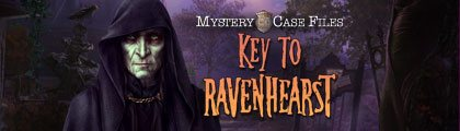 Mystery Case Files: Key to Ravenhearst screenshot