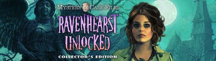 Mystery Case Files: Ravenhearst Unlocked CE screenshot