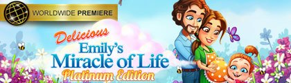 Delicious - Emily's Miracle of Life Platinum Edition screenshot