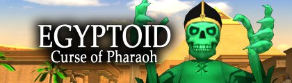 Egyptoid - Curse of Pharaoh screenshot