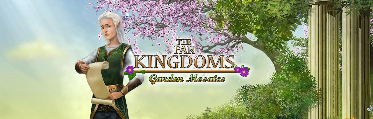The Far Kingdoms: Garden Mosaics